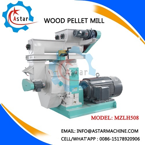 Capacity 2t/H Biomass Sawdust Wood Pellet Making Machine pictures & photos