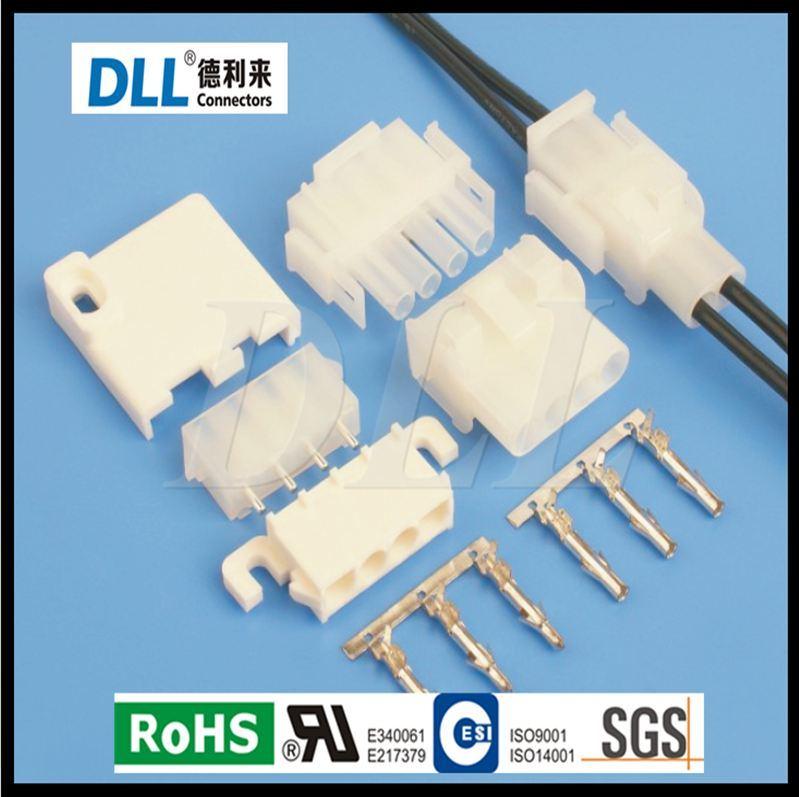 HOUSING PLUG CABLE 5 pieces MOLEX 50-84-1025 CONNECTOR 2POS