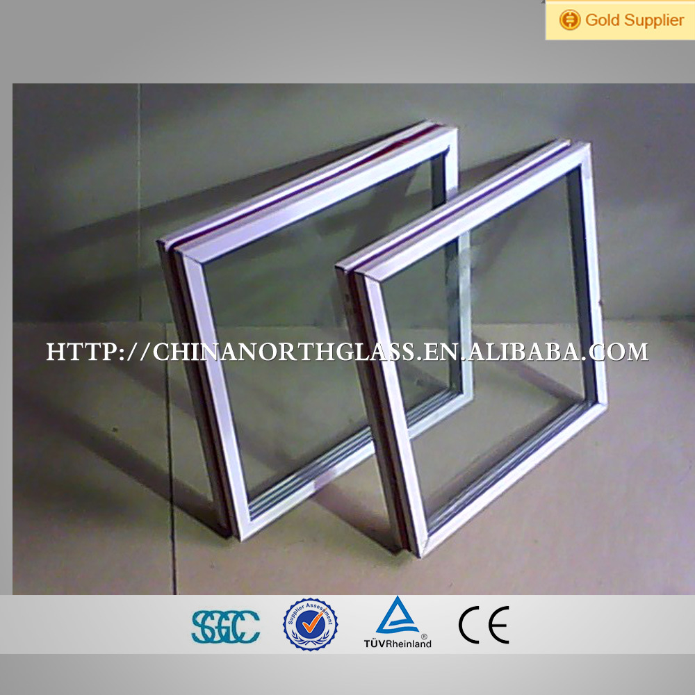 Window And Door 5mm 19mm Low Iron Fire Rated Glass