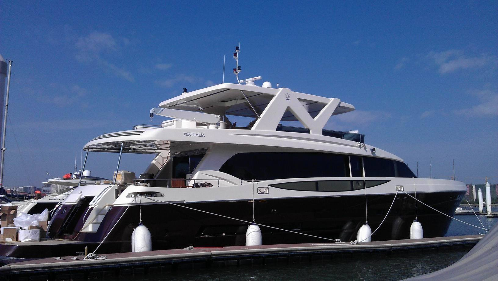 95ft Luxury Yacht