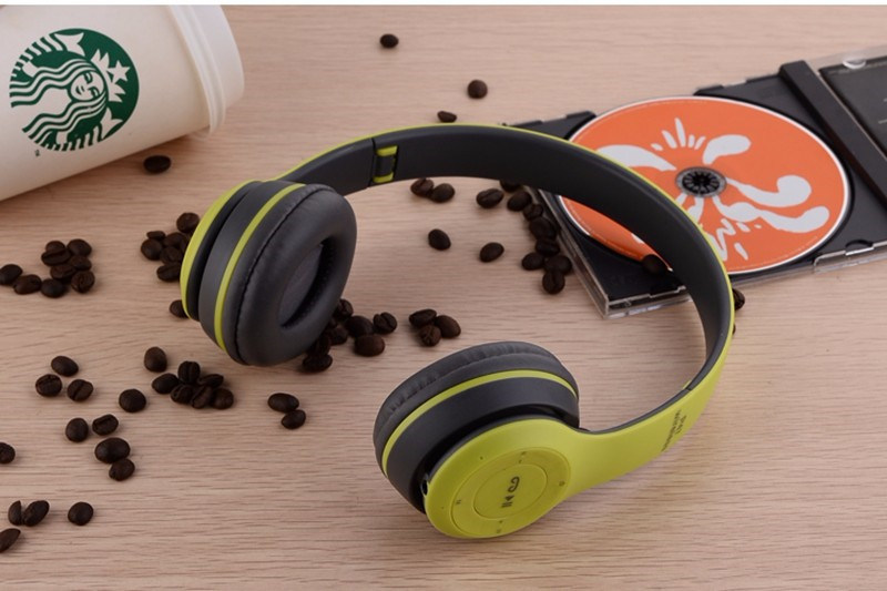 62b3ad11ed5f1e China V4.1 P47 Wireless Bluetooth Headphone/Headset Earphone Photos ...