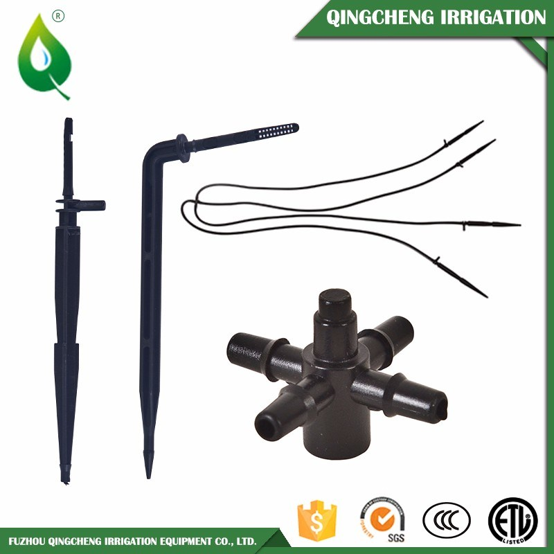Plastic Male Black Irrigation Anti Drainage Valve pictures & photos