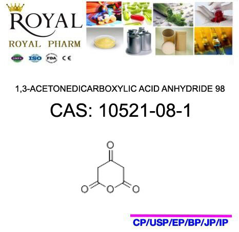 China 1, 3-Acetonedicarboxylic Acid Anhydride CAS: 10521-08-1