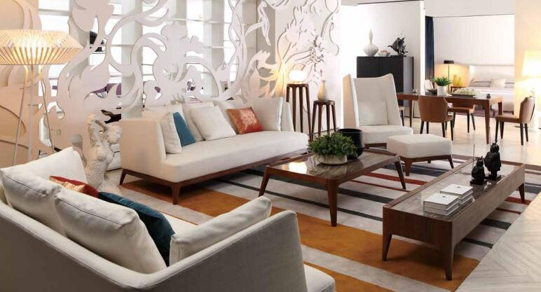 Living Room Furniutre With Modern Style