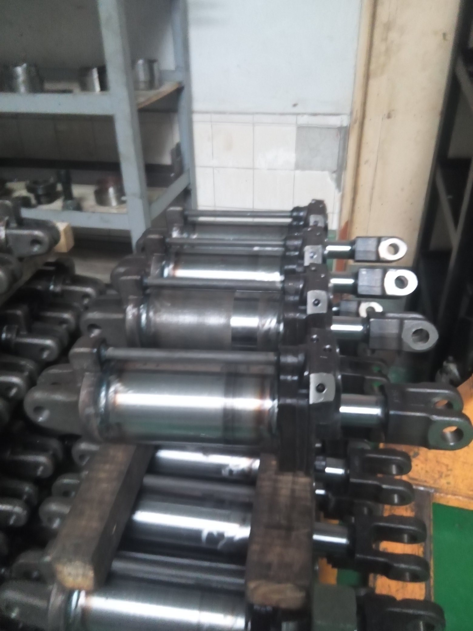 Customized Hydraulic Cylinder for Agriculture Machine