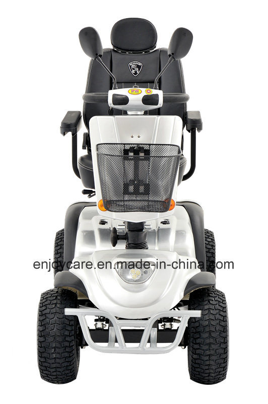 Four Wheels off Road Mobility Scooter with Heavy Loading (EML49A) pictures & photos