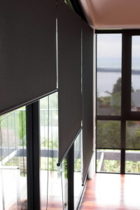 Durable Fabric Manual and Blackout Roller Blinds