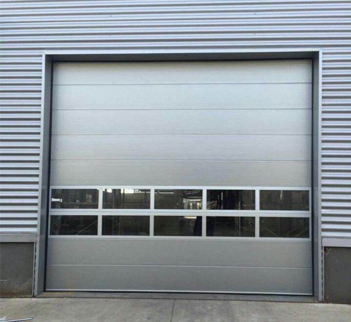 China Garage Doors Type And Sliding Open Style Aluminum