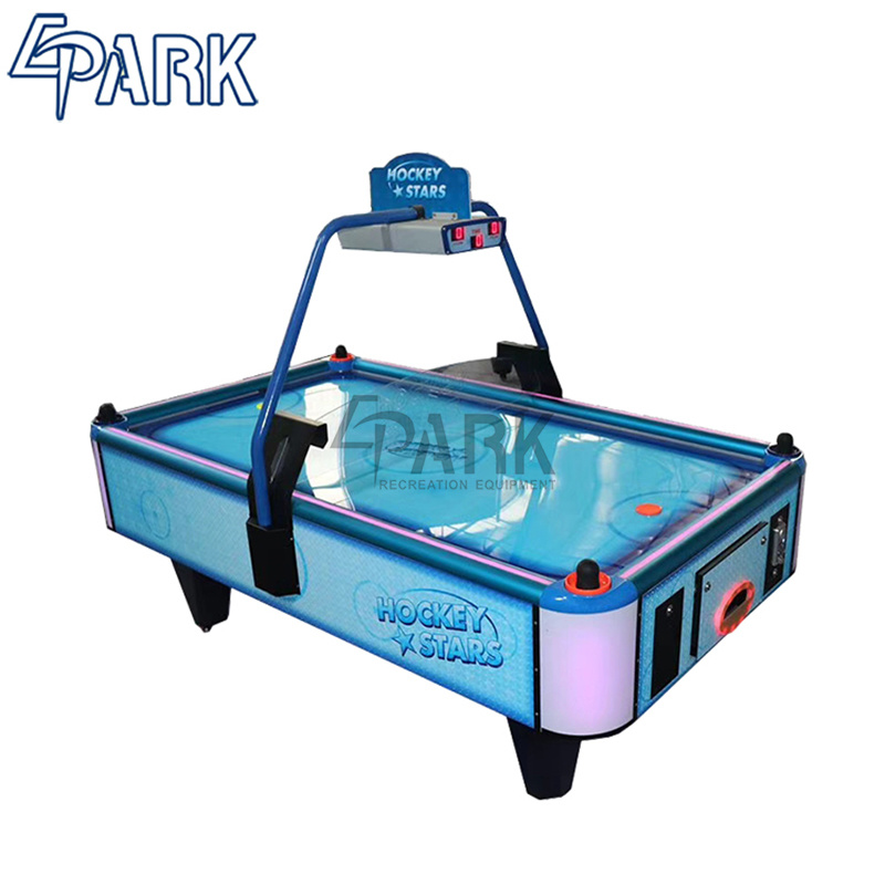 Hot Item Coin Operated Commercial Air Hockey Table Video Game Machines