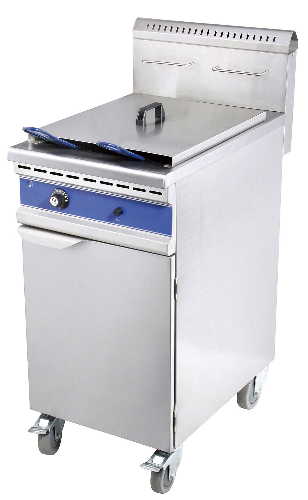 Gas Fryer with Cabinet Gf-481/C