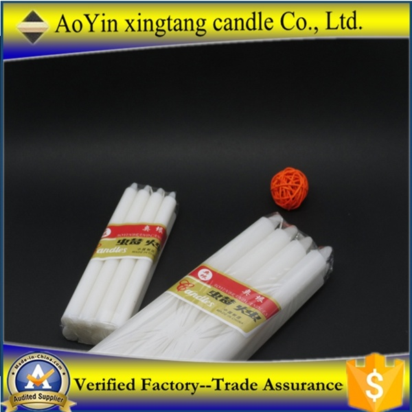 China Pure White Candle Long Burning Emergency Candles Photos