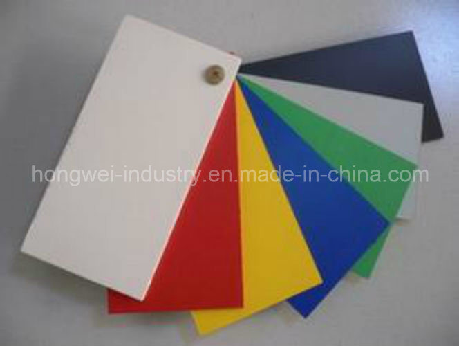 High Quality PVC Foam Sheet with Different Size, Thickness and Density