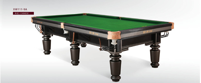 China Star Pool Table China Billiard Table Chinese Billiard - Star pool table