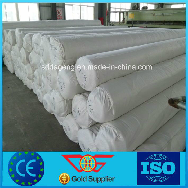 Gravel Driveway Underlayment Polyester Non Woven Geotextile Fabric