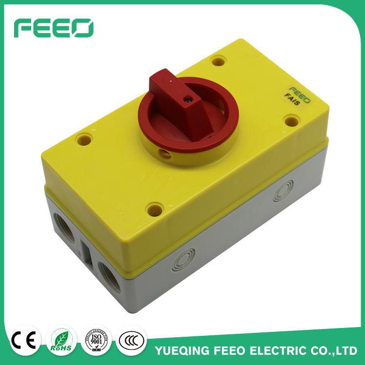 China Home Use Electrical Weatherproof Isolator Switches, Isolation ...