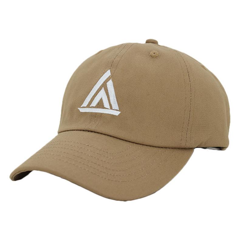 3ee89fc067892 China Custom Flat Embroidery Logo Baseball Caps with Long Brim ...
