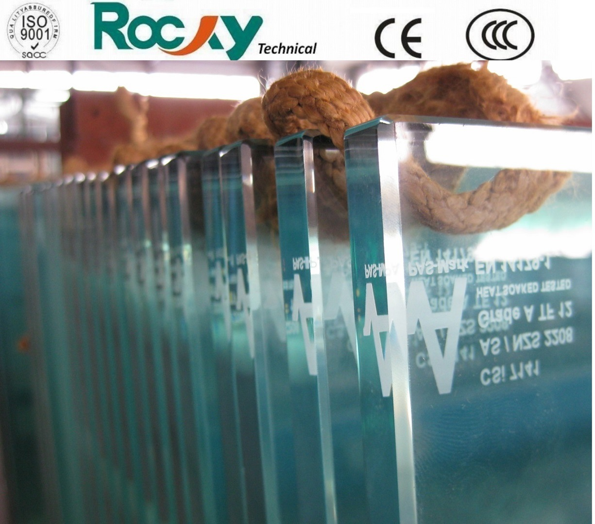 3mm-19mm Clear& Tinted Toughened Glass