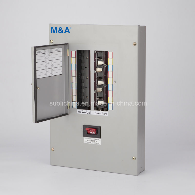 China Mdb-M Series 3 Phase Distribution Box Photos & Pictures - Made ...