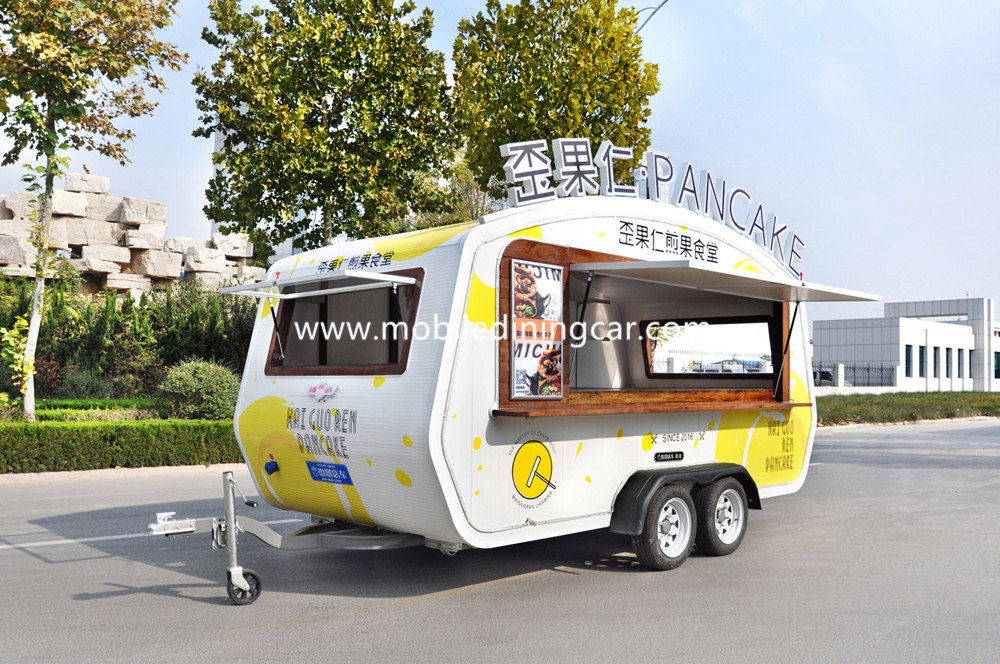 China Commercial Kitchen Trailer/Food Cart Business for Sale Photos ...