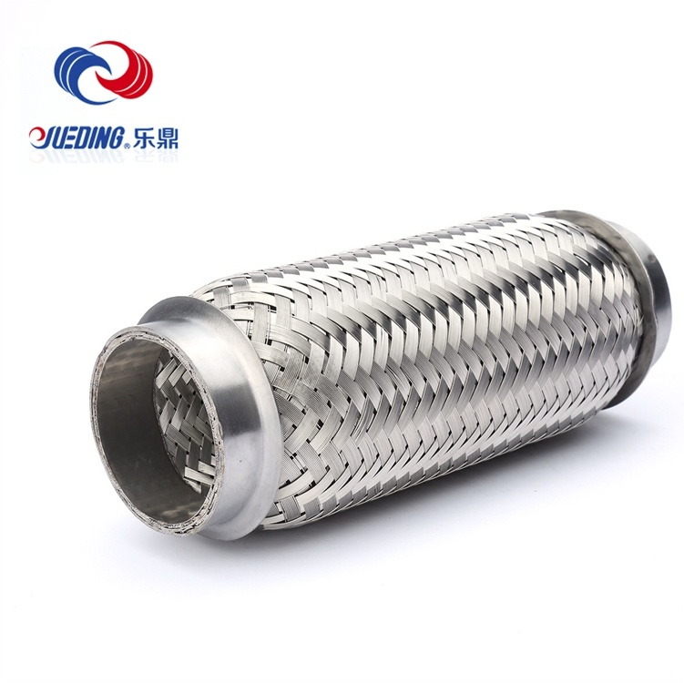 China Auto Car Exhaust Flex Pipe with Extension Tube