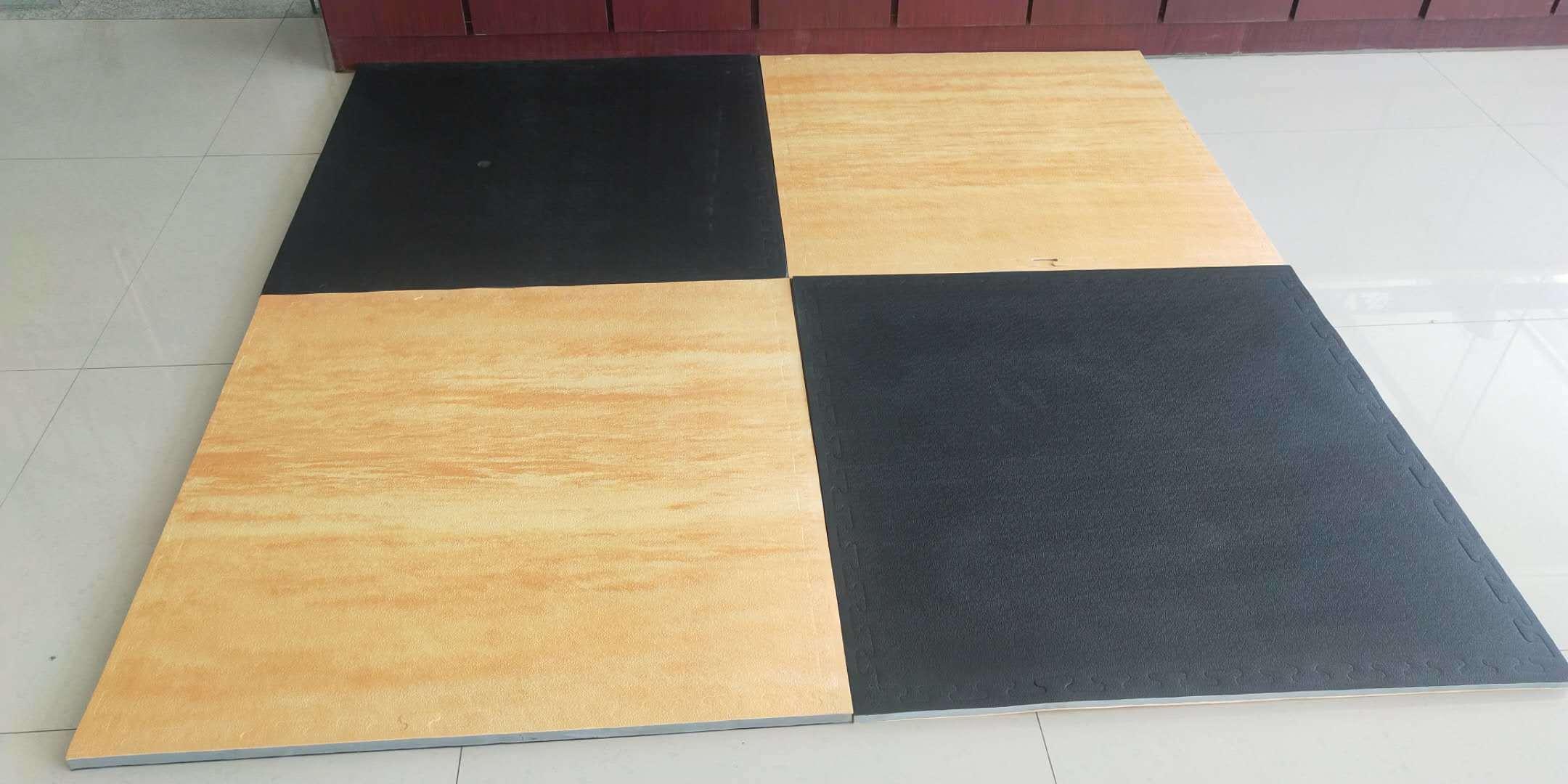 China Wood Floor Mat Manufacturers Suppliers Made Evamat Bambu 30
