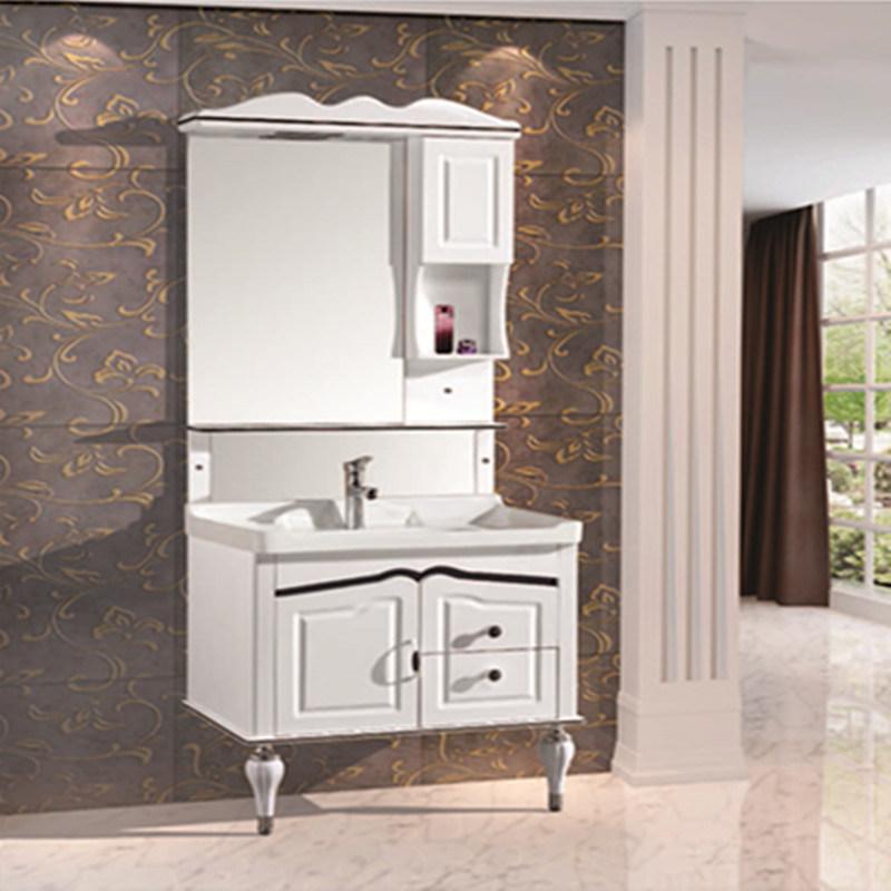 China American Hot Sale Pvc Modern Bathroom Vanity China