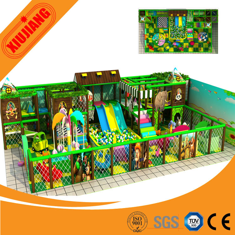China Kids Mini House Indoor Play Equipment for Home - China Mini ...