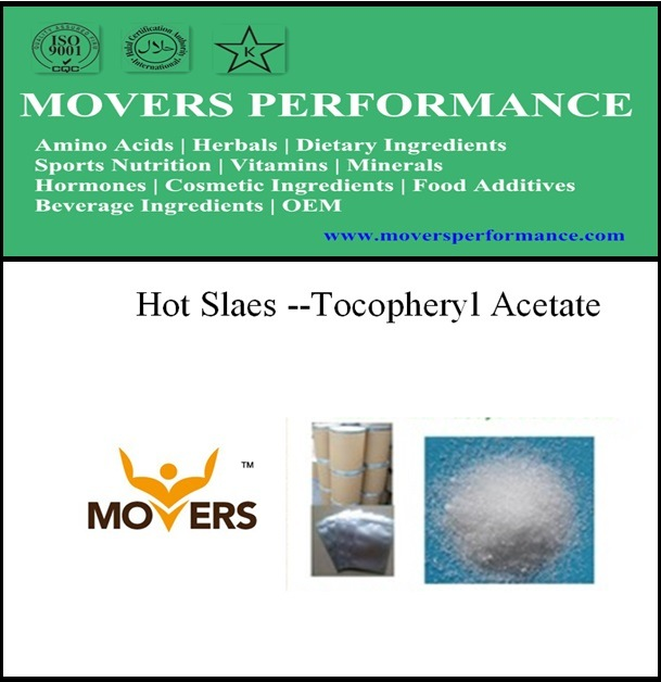 Hot Slaes Cosmetic Ingredient: Tocopheryl Acetate
