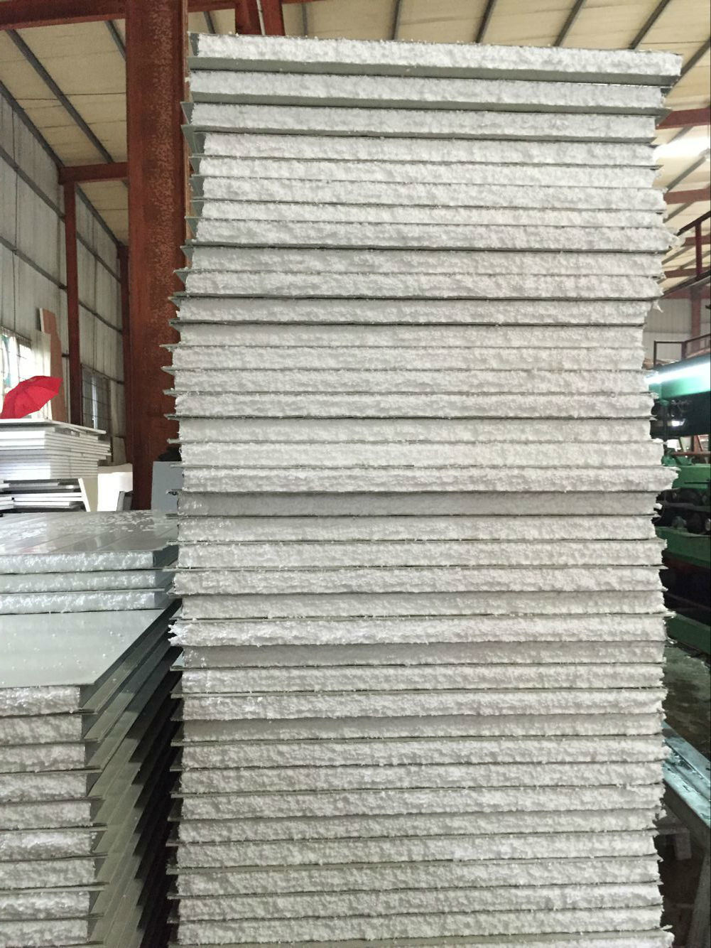 China Fast Installation EPS Polystyrene Foam Wall Panel for Houses ...