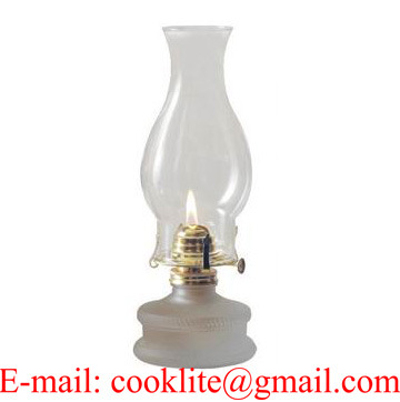 kerosene flare wicks vintage glass