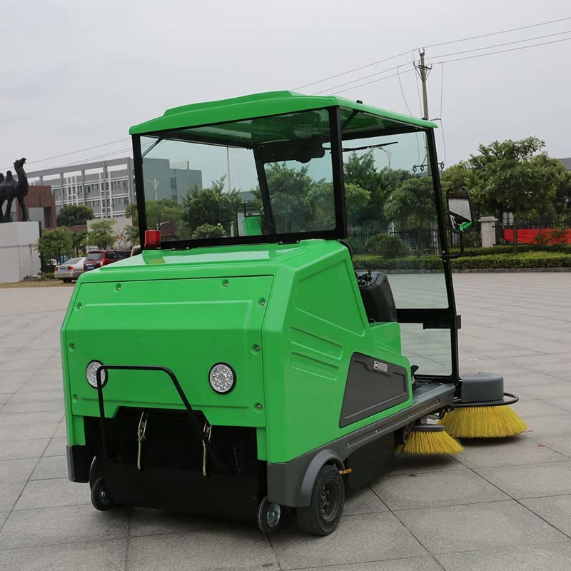 High Working Efficiency Electric Floor Washing Machine (DQS18A) pictures & photos