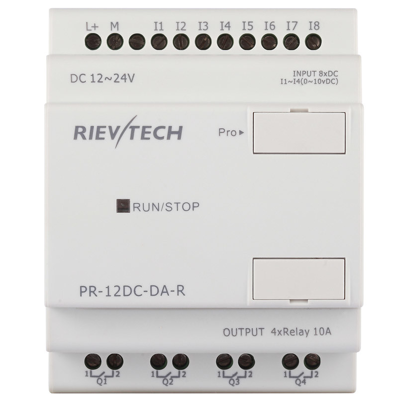 Programmable Relay for Intelligent Control (PR-12DC-DA-R-CAP)