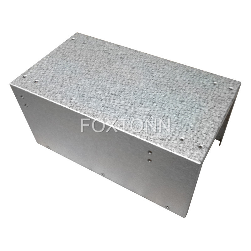 OEM CNC Bending Galvanized Sheet Metal Fabrication pictures & photos