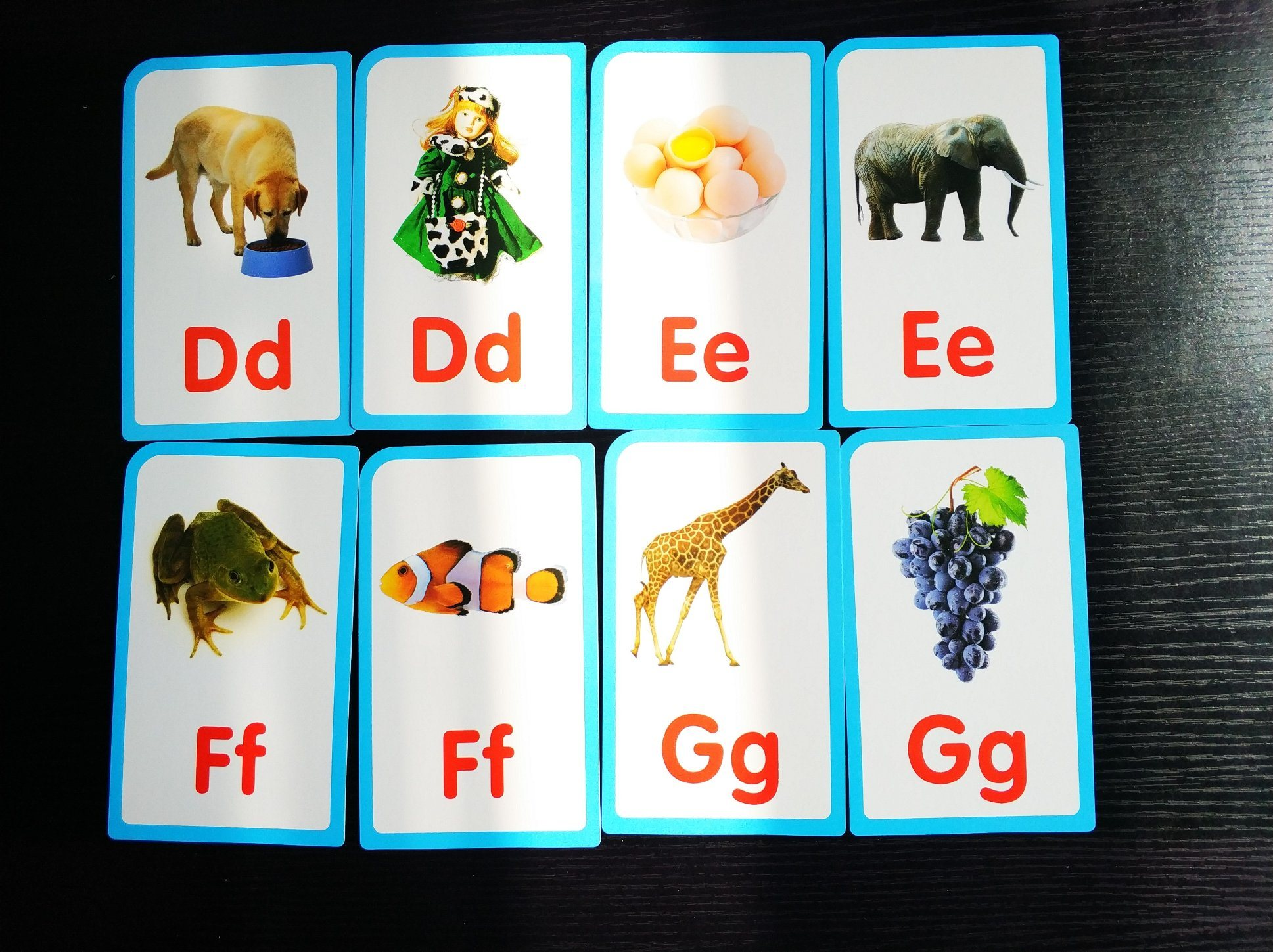 China Alphabet Pocket Paper Flash Cards Photos Pictures Made In China Com