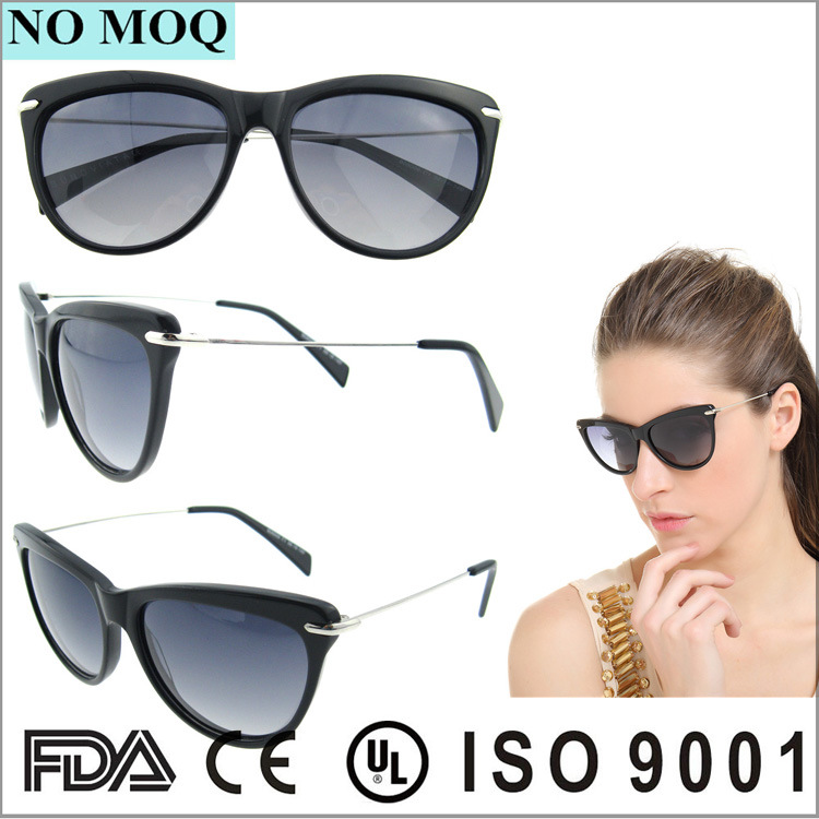 Made in China Name Brand Wholesale Sunglasses with Acetate Frames ...