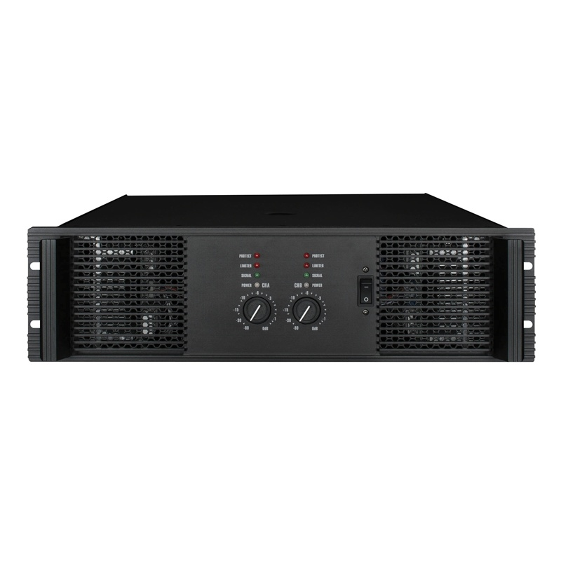 Professional Power Amplifier Mt Series