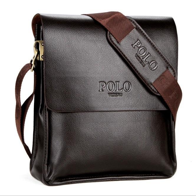 Men Bag Casual Business Leather Mens