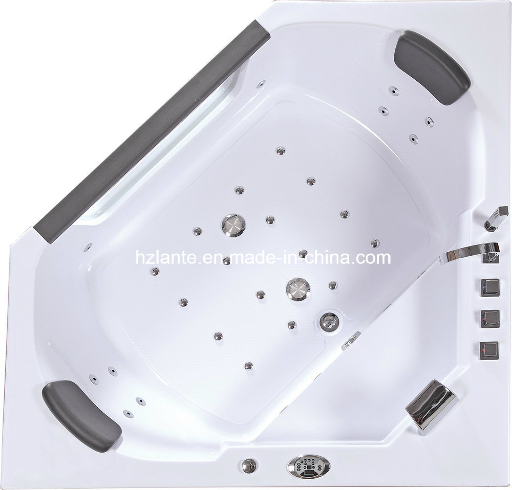 China Water Jet Massage Bathtub with Seat (TLP-643) Photos ...