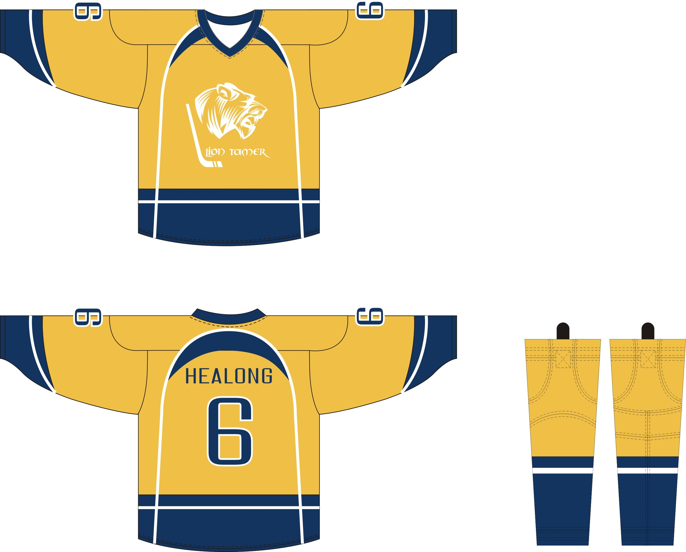 info for a5351 0d73b [Hot Item] Healong Customized Sportswear Sublimation Printing Reversible  Hockey Jersey
