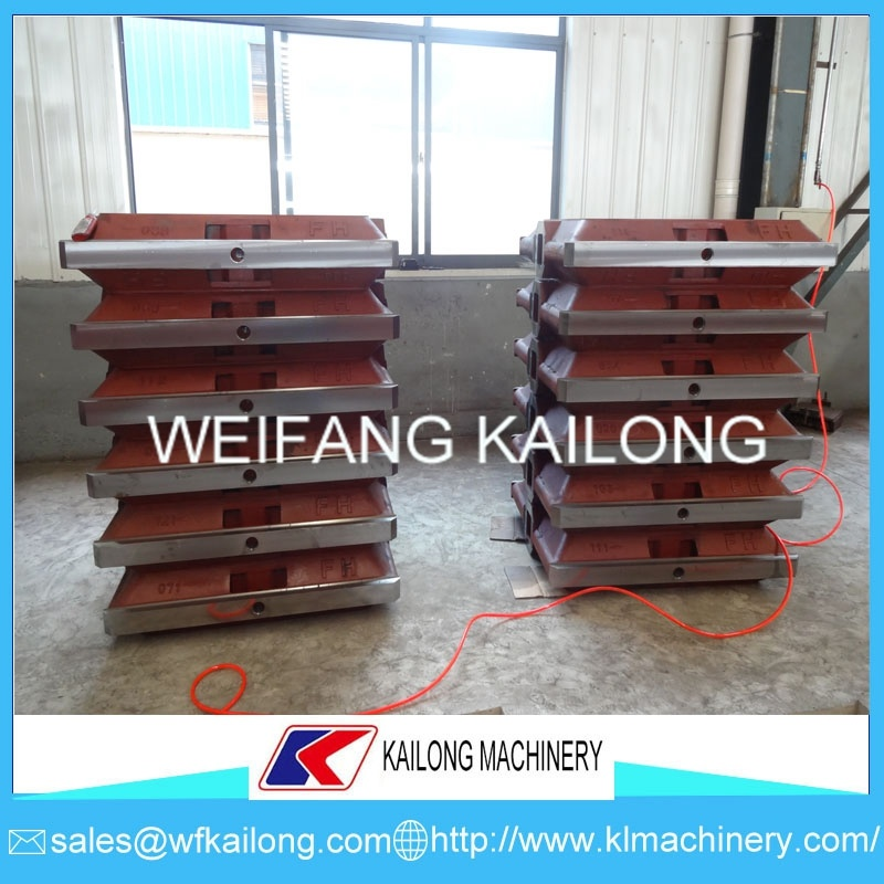 [Hot Item] High Security Sand Boxes, Molulding Flask, Gray Iron Ductile  Iron Sand Cast Box Product