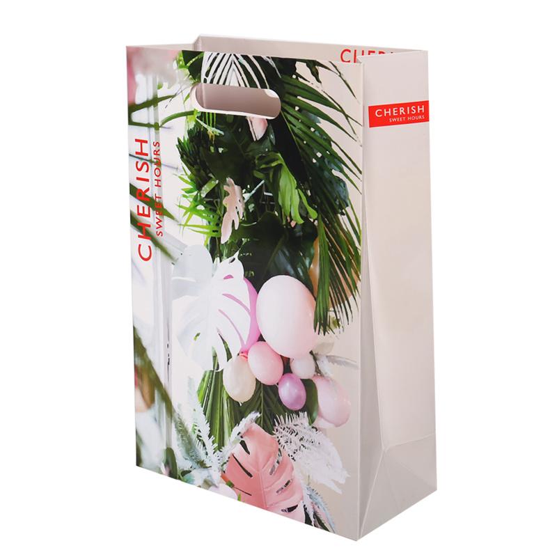 Creative Gift Bag Handbag Birthday Wedding Wrap Environmental Protection Shopping Wholesale Custom Made