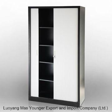 China Factory Manufacturer File Storage Cupboard Pvc Tambour Door