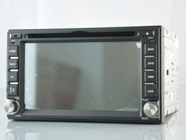 Witson Car DVD Player with GPS for Nissan Car (W2-D8900N) pictures & photos