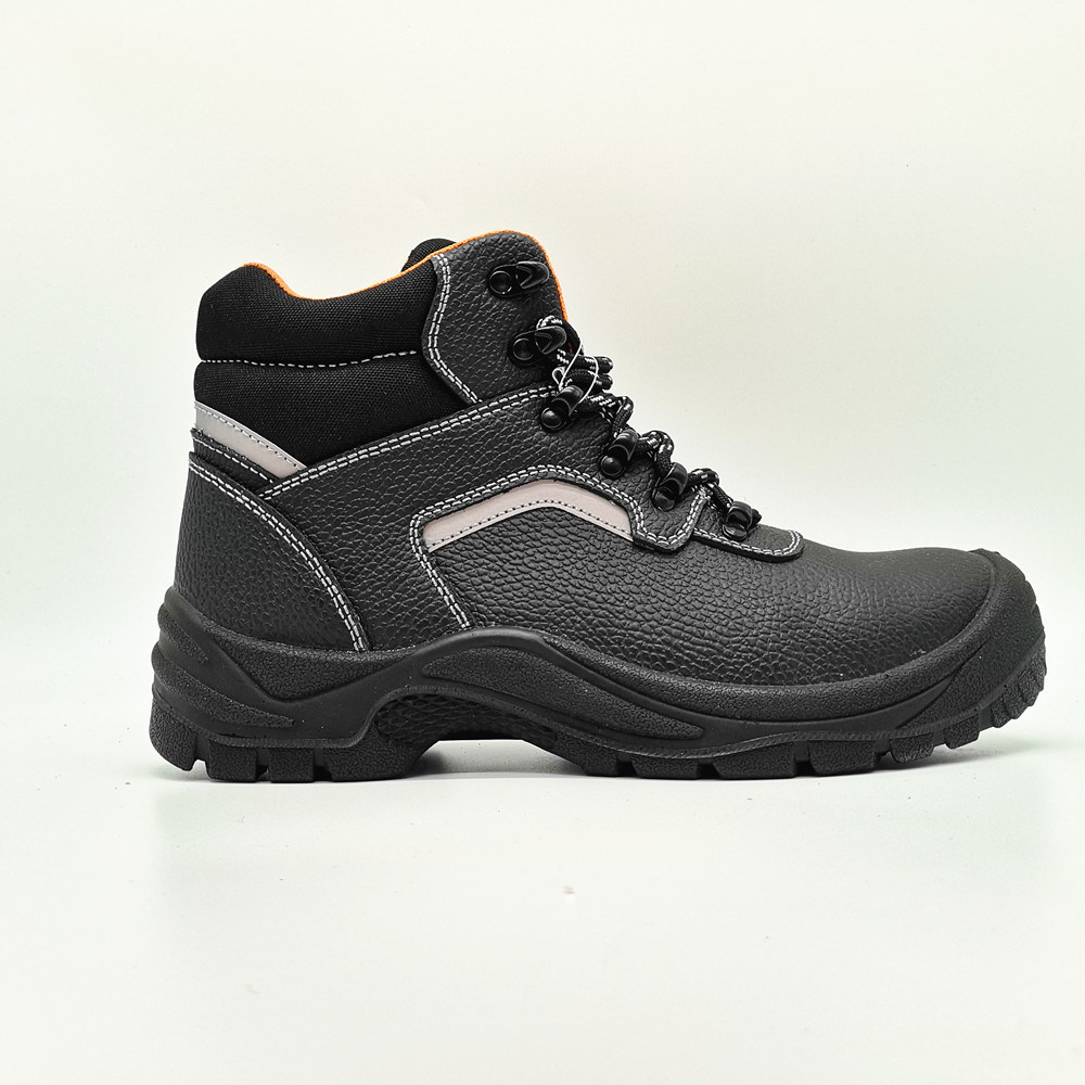 ca61b6b305 China MID-Cut / High Cut S3 Safety Shoe with Steel Toe and Steel Midsole -  China Safety Shoes, Safety Footwear
