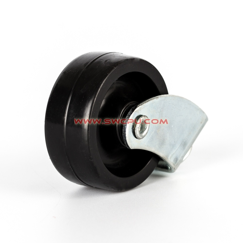 China Fixed Wheel Casters Office Furniture Casters China Nylon
