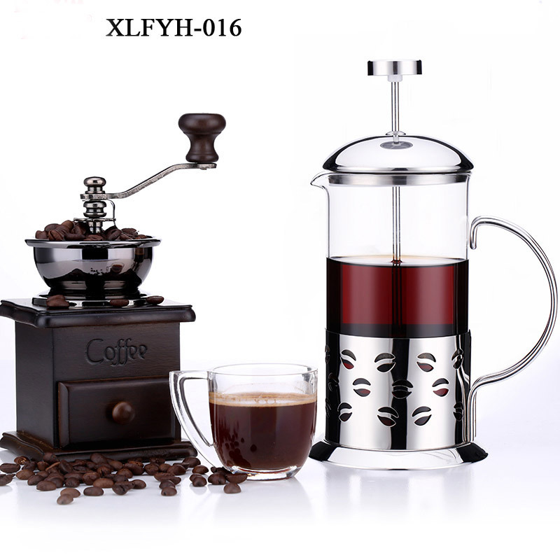 Hot Item French Press Use Coffee Maker Plunger
