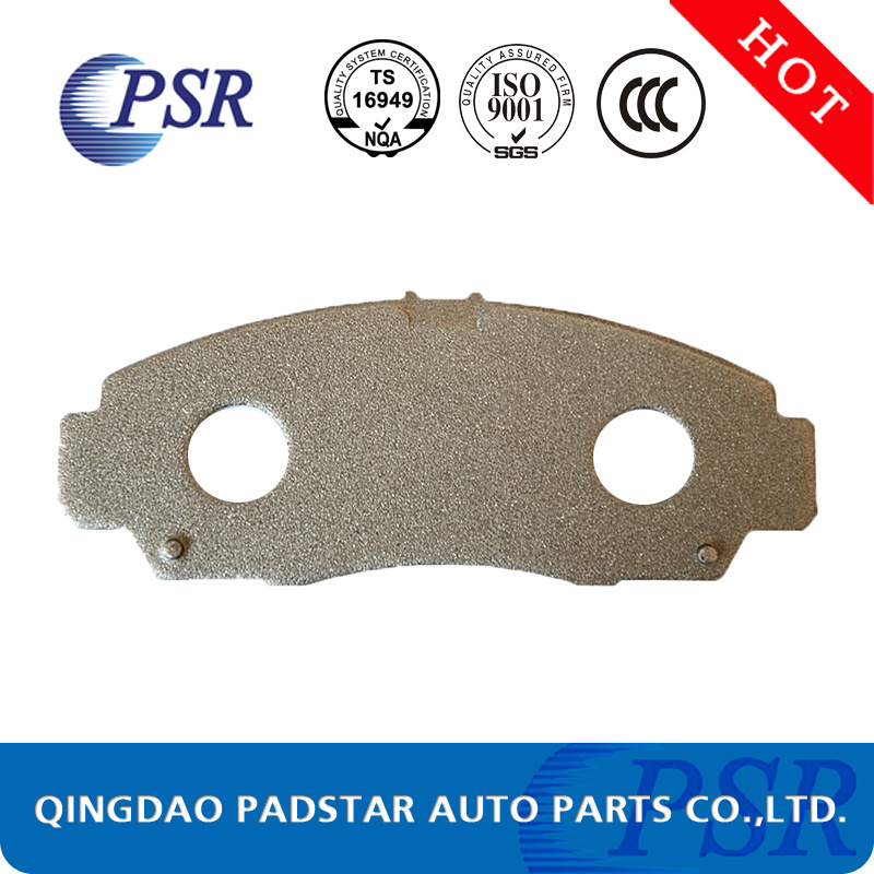 High Quality Disc Truck Brake Pads Back Plate Wholesaler for Mercedes-Benz pictures & photos