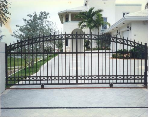 Best Ing Products 2018 Iron Pipe Sliding Gate Designs For Home