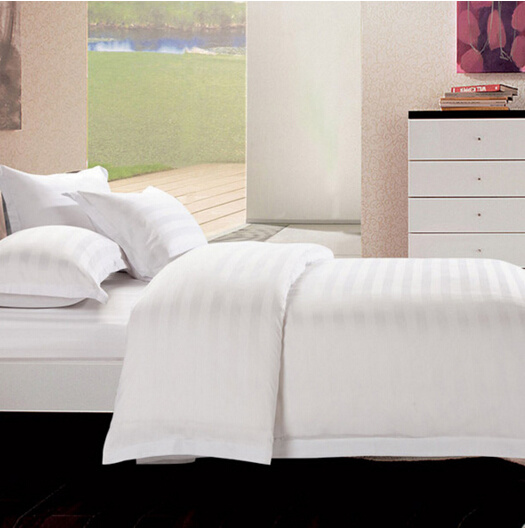 bedding flat sheets hotel linen bed wholesale supplier