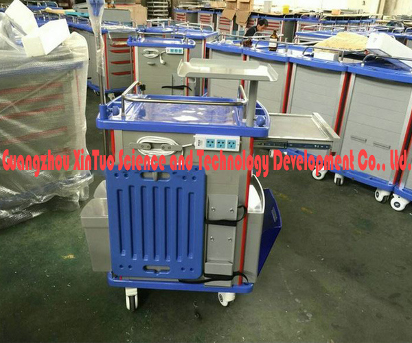 Storage Trolley, Mobile Emergency Trolley, Movable Filing Cabinet